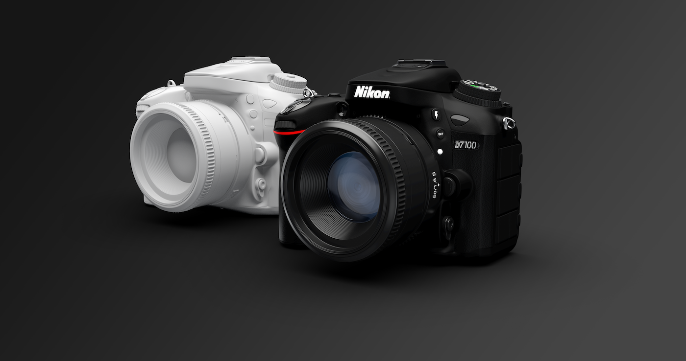 Nikon CGI
